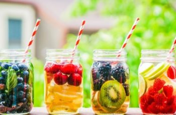 Perda de Peso e Desintoxicação com Água Detox
