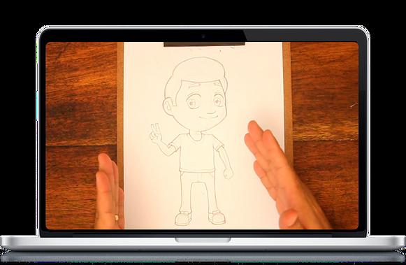 curso de desenho artistico online