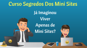 curso segredos dos mini sites