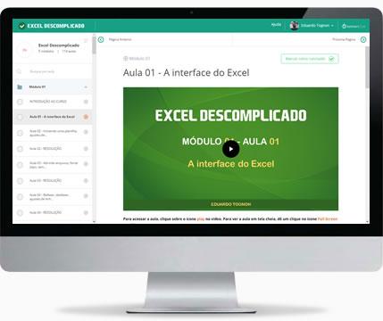 curso excel online