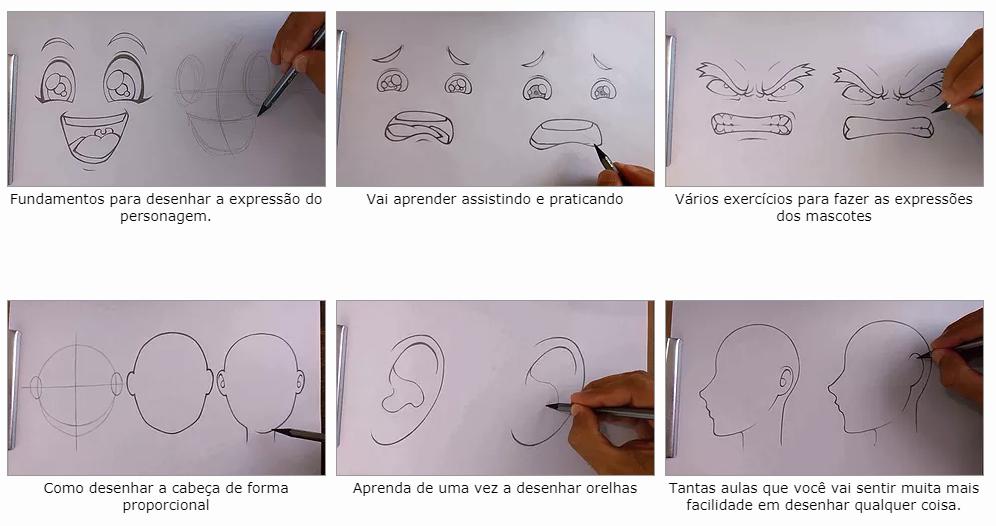 curso de desenho em corel draw